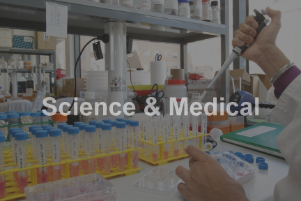Press release Science & Medical