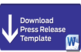 download press release template