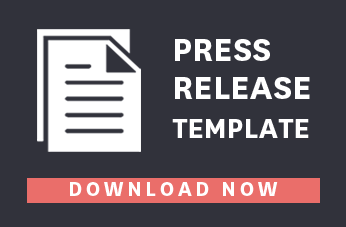 news press release template