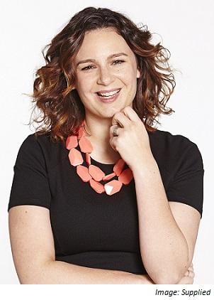 Lauren Sams - ELLE Australia
