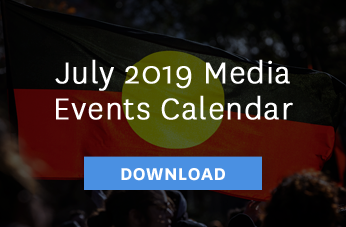 Events Calendar July 2019